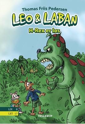 Leo & Laban #2: H-Rex er løs Thomas Friis Pedersen 9788758832234