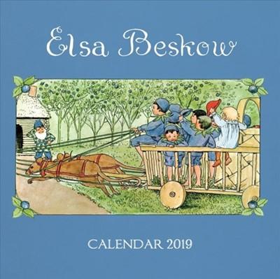 Elsa Beskow Calendar Elsa Beskow 9781782504948