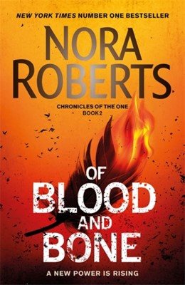 Of Blood and Bone Nora Roberts 9780349414973