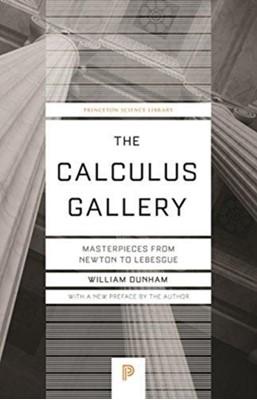 The Calculus Gallery William Dunham 9780691182858