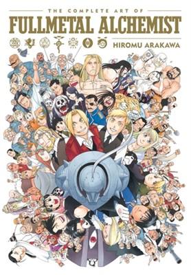 The Complete Art of Fullmetal Alchemist Hiromu Arakawa 9781974703791