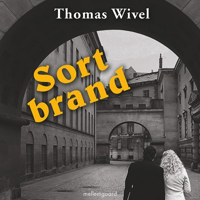 Sort brand Thomas Wivel 9788726122169
