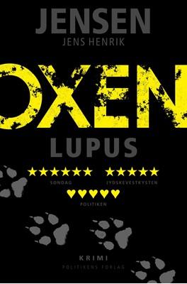 Oxen - Lupus Jens Henrik Jensen 9788740041491