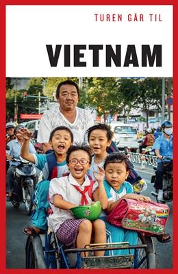 Turen går til Vietnam Niels Fink Ebbesen 9788740045376