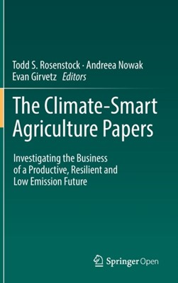The Climate-Smart Agriculture Papers  9783319927978
