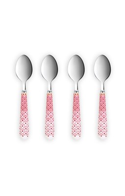 PIP Studio - Teskeer 4 stk., Floral Pink  8718924024478