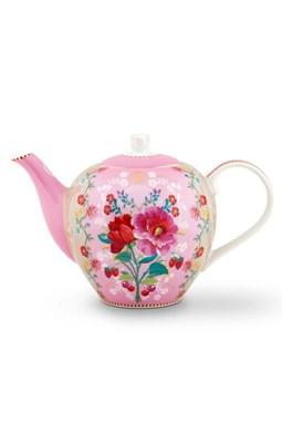PIP Studio - Tekande, Floral Rose Pink large  8718924026564