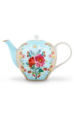 PIP Studio - Tekande, Floral Rose Blue large  8718924026601