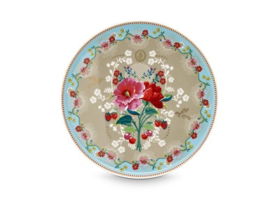 PIP Studio - Kagefad, Floral Rose Khaki  8718924026168