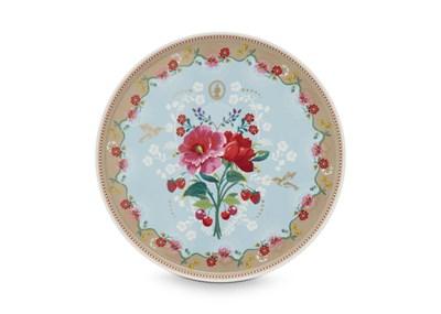 PIP Studio - Kagefad, Floral Rose Blue  8718924026182
