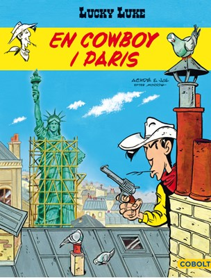 Lucky Luke: En cowboy i Paris Jul 9788770857451
