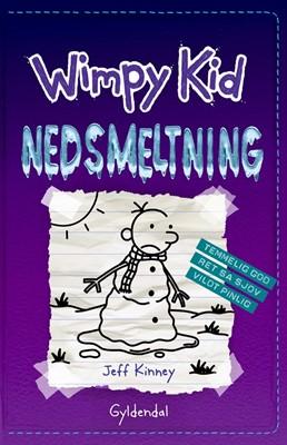 Wimpy Kid 13 - Nedsmeltning Jeff Kinney 9788702250046