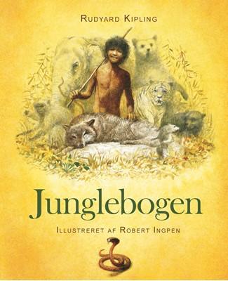 Junglebogen Rudyard Kipling 9788711530436