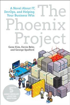 Phoenix Project Gene Kim 9781942788294
