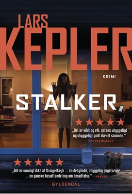 Stalker Lars Kepler 9788702128833
