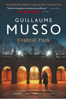Central Park Guillaume Musso 9788711697818