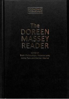 The Doreen Massey Reader Doreen (Open University) Massey 9781911116820