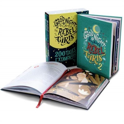 Good Night Stories for Rebel Girls - Gift Box Set Elena Favilli, Francesca Cavallo 9780997895834