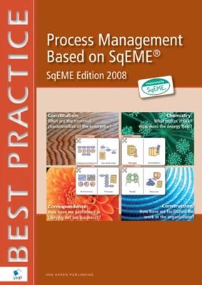 Process Management Based on SQEMA Jos. N. A. Van Oosten 9789087531362