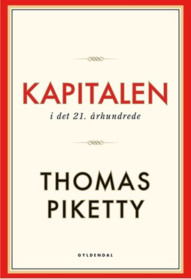 Kapitalen i det 21. århundrede Thomas Piketty 9788702212723