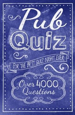 Pub Quiz Eric Saunders 9781784042974