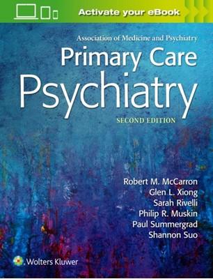Primary Care Psychiatry McCarron 9781496349217