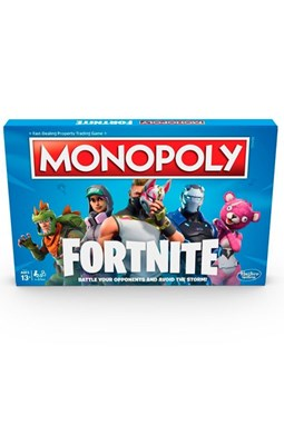 Spil - Monopoly Fortnite  5010993586974