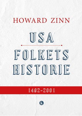 USA Folkets historie Howard Zinn 9788772042121