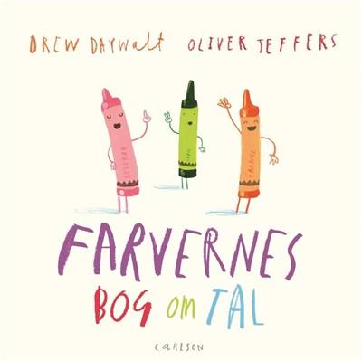Farvernes bog om tal Drew Daywalt 9788711911228