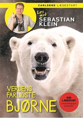 Læs med Sebastian Klein - Verdens farligste bjørne Sebastian Klein 9788711905289