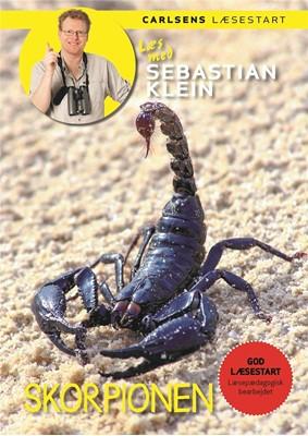 Læs med Sebastian Klein - Skorpionen Sebastian Klein 9788711905296