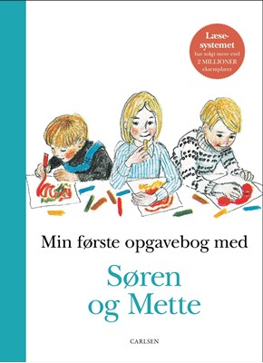 Min første opgavebog med Søren og Mette  9788711910672