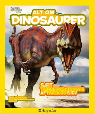 Alt om dinosaurer Blake Hoena 9788771912944