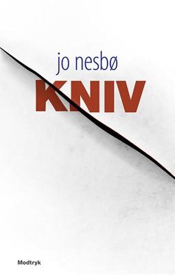 Kniv Jo Nesbø 9788770071529