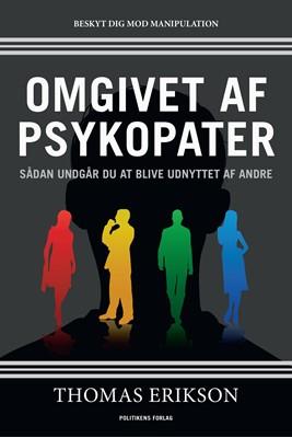 Omgivet af psykopater Thomas Erikson 9788740049909