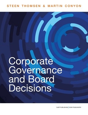 Corporate Governance and Board Decisions Steen Thomsen 9788757443219