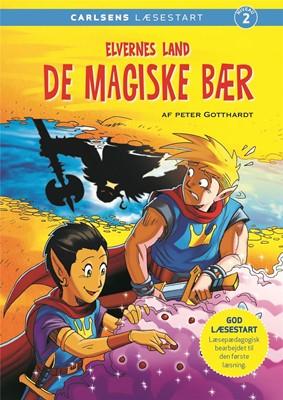 Elvernes land - De magiske bær Peter Gotthardt 9788711694701