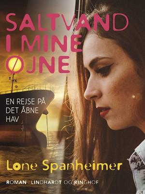 Saltvand i mine øjne Lone Spanheimer 9788726086669