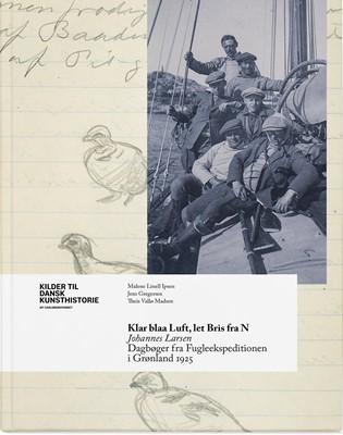 Klar blaa Luft, let Bris fra N Malene Linell m.fl., Jens Gregersen, Theis Vallø Madsen, Malene Linell Ipsen 9788793604575