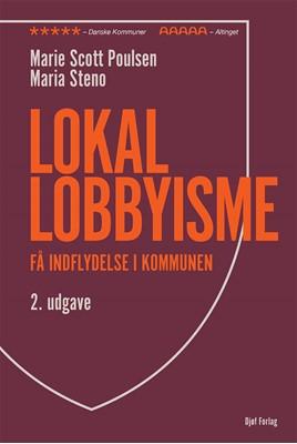 Lokal lobbyisme Marie Scott Poulsen, Maria Steno 9788757443943