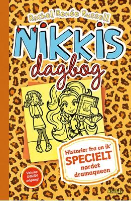 Nikkis dagbog 9: Historier fra en ik' specielt nørdet dramaqueen Rachel Renee Russell 9788741505602