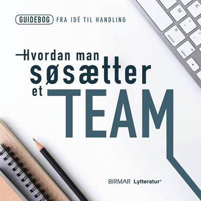 Hvordan man søsætter et team Lars Stig Duehart 9788793467248