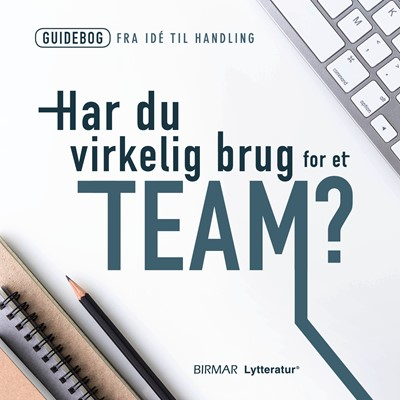 Har du virkelig brug for et team? Lars Stig Duehart 9788793467231