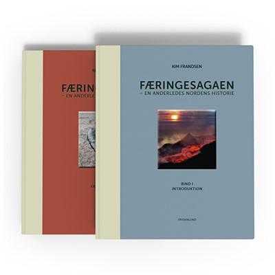 Færingesagaen - en anderledes Nordens historie Kim Frandsen 9788771189926