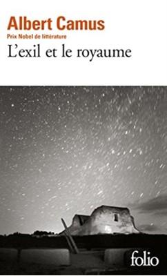 L'exil et le royaume Albert Camus 9782070360789