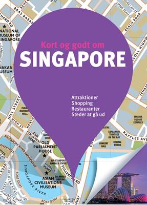 Kort og godt om Singapore Diverse forfattere 9788740050622