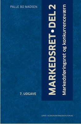 Markedsret Del 2 Palle Bo Madsen 9788757439762