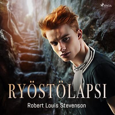 Ryöstölapsi Robert Louis Stevenson 9788726021509