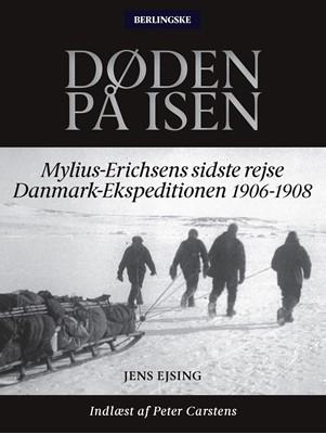 Døden på isen Jens Ejsing 9788770361507