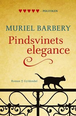 Pindsvinets elegance Muriel Barbery 9788779734500